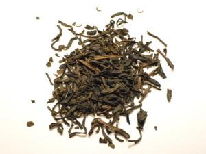 شاي أخضر مجفف